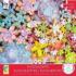 Pretty Pastels Flowers Jigsaw Puzzle