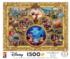 Mickey Mouse Collage Disney Jigsaw Puzzle
