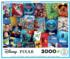 Movie Posters Disney Jigsaw Puzzle