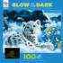 Bed of Clouds (Schimmel Glow) Tigers Glow in the Dark Puzzle