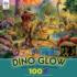 Dinosaurs (Dino Glow) Dinosaurs Glow in the Dark Puzzle