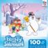 Fun with Frosty Snowman Jigsaw Puzzle