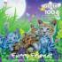 Family Cat (Glitter) Cats Glitter / Shimmer / Foil Puzzles