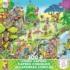 Golf Safari Animals Jigsaw Puzzle