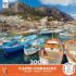 Capri Boats Jigsaw Puzzle