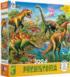 Jurassic Playground Dinosaurs Jigsaw Puzzle