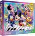 Mickey Music Disney Jigsaw Puzzle