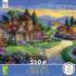 Twilight at End of Day Landscape Jigsaw Puzzle