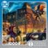 Gotham City Super-heroes Jigsaw Puzzle