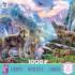 Spring Wolves Wolves Jigsaw Puzzle