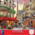 Paris Street Scene Jigsaw Puzzle