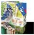 I Am Blue Jay Birds Shaped Puzzle
