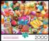 Delicious Deserts Sweets Jigsaw Puzzle