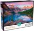 Mountains On Fire Mountains Jigsaw Puzzle