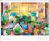 Good Vibes Flowers Jigsaw Puzzle