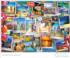 Adventure Awaits Travel Jigsaw Puzzle