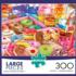 Donut Worry, Be Happy! Sweets Jigsaw Puzzle
