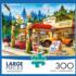Pine Road Service Cars Jigsaw Puzzle