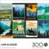 The Outdoors Poster Series Graphics / Illustration Jigsaw Puzzle