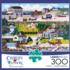 Cricket Hawk Harbor Seascape / Coastal Living Jigsaw Puzzle