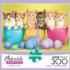 Kittens in Cups Cats Jigsaw Puzzle