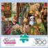 Puppy Workshed Dogs Jigsaw Puzzle