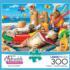 Beachcombers Beach Jigsaw Puzzle