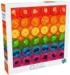 Rainbow Tarts Sweets Jigsaw Puzzle