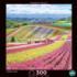 Rainbow Fields Flowers Jigsaw Puzzle
