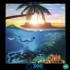 Into the Blue Seascape / Coastal Living Jigsaw Puzzle