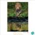 Allure of the Untamed Cats Jigsaw Puzzle
