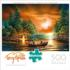 Evening Rendezvous Fishing Jigsaw Puzzle