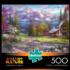 Inspirations of Spring Mountains Jigsaw Puzzle