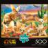 Fantastic Fennec Foxes Animals Jigsaw Puzzle
