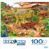 Dinosaur Adventure Dinosaurs Jigsaw Puzzle