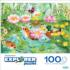 Life at the Pond Animals Jigsaw Puzzle