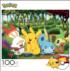 Galar Friends Video Game Jigsaw Puzzle