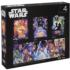 4-in-1 Star Wars Multipack Puzzle Collector's Edition Star Wars Jigsaw Puzzle