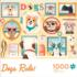 Dogs Rule Dogs Jigsaw Puzzle
