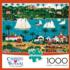 Old California - Scratch and Dent Americana & Folk Art Jigsaw Puzzle