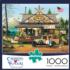 Proud Lil' Angler Countryside Jigsaw Puzzle