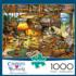 Max in the Adirondacks Countryside Jigsaw Puzzle