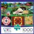 The Quiltmaker Lady Americana & Folk Art Jigsaw Puzzle
