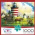 The Three Sisters Lighthouses Jigsaw Puzzle