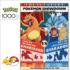 Pokemon Poster Video Game Jigsaw Puzzle