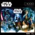 Pinball Art Star Wars Jigsaw Puzzle