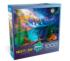 Lake Moraine Journey Animals Jigsaw Puzzle