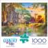 Sunset at the Farm Farm Jigsaw Puzzle