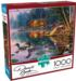 Early Reflections Landscape Jigsaw Puzzle