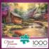 Brookside Retreat Lakes / Rivers / Streams Jigsaw Puzzle